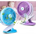 USB Fan With Clip